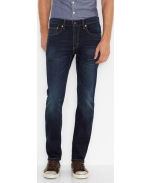 Levis calça 511 slim fit sequoia
